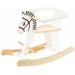 Dodo Toys Houten Hobbelpaard hout – Wit – 1 jaar + – Hobbel Paard / Dier