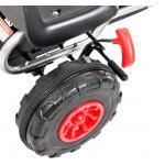Kidz Motion Rode Skelter – Rood / Zwart – 3 to 8 jaar – Met Rem