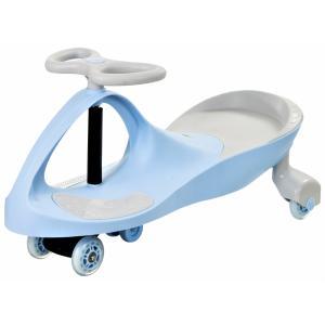 TwistCar Scooter / Skelter - Pastel Blauw - Zit Loop auto