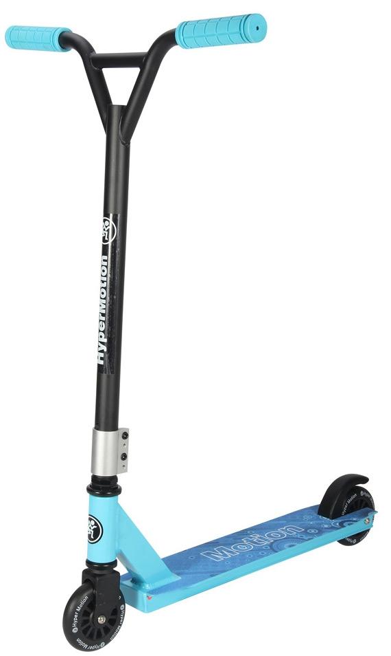 HyperMotion Stunt Step – Blauw – 100kg - Stuntstep