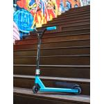 HyperMotion Stunt Step – Blauw – 100kg – Stuntstep