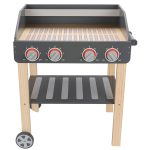 Mamabrum Houten Grill – BBQ Master –  Speelgoed BBQ