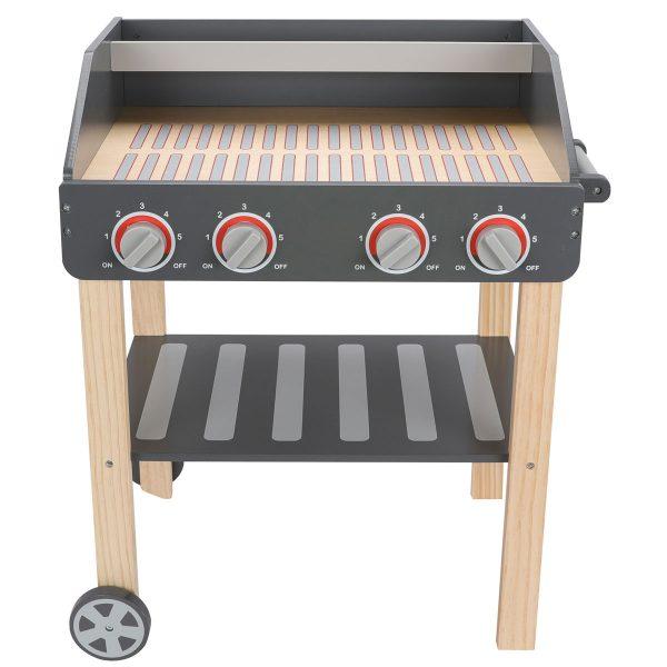 Mamabrum Houten Grill BBQ Master Speelgoed BBQ Niolo