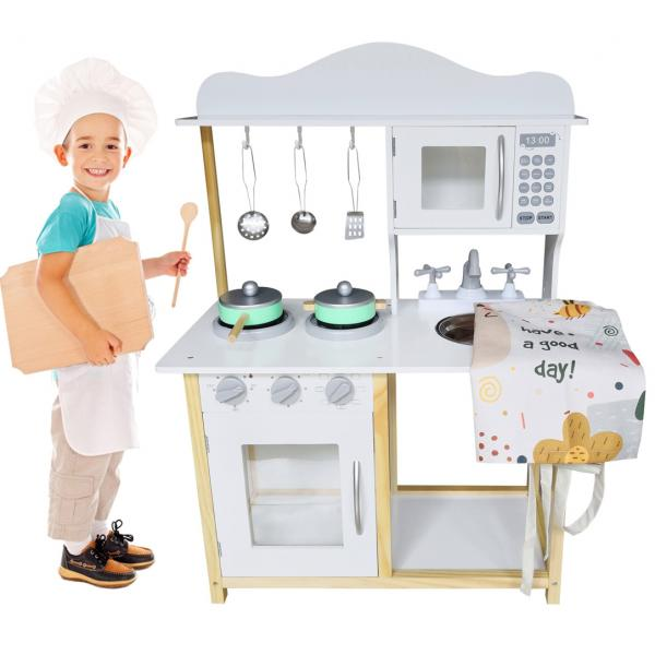 Mamabrum Houten Spelgoed Keuken MINI-MAXI