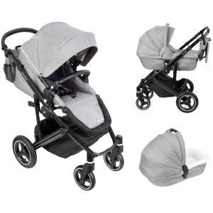 Moby System Kinderwagen - Baby Stroller - 2 in 1 - Canadian