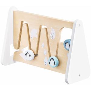 Mamabrum Houten Vormenstoof - Hout Wit Activiteiten Speelgoed