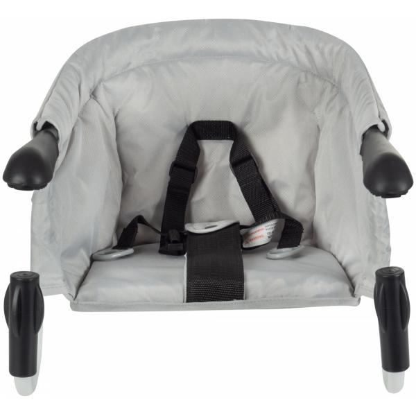Moby System Kinder Eetstoel Tafelmodel Schroefstoel - Draagbaar - HUGO