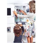 Mamabrum Houten Witte Keuken Groot – met Accessoires en Schort