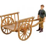 Farmee Boerderijspeelgoed – Koe – Boer