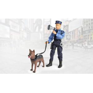 World Peacekeepers Politie agent met Hond