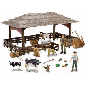 Farmee Boerderij Speelgoed Met Boerderijdieren - Stier