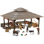 Farmee Boerderij Speelgoed Groot – met Boerderijdieren
