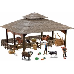 Farmee Boerderij Speelgoed Groot - met Boerderijdieren