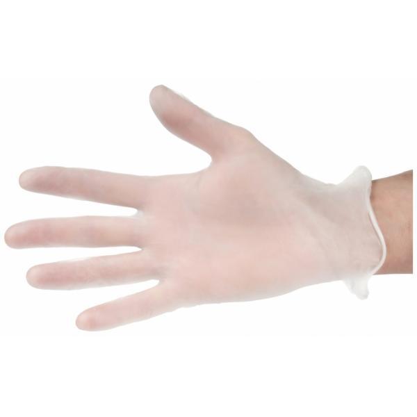 KKS Vinyl handschoenen 100stuks L