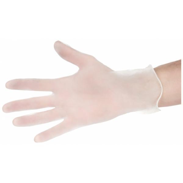 KKS Vinyl handschoenen 100stuks M