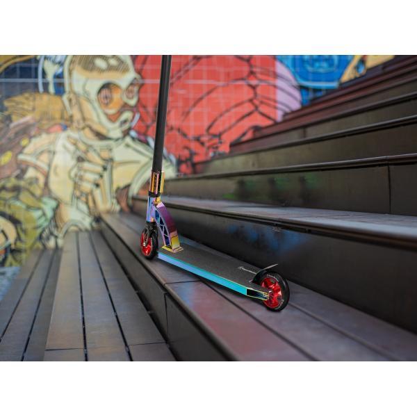 HyperMotion Stunt Step – Fire Holo – 100kg – Stuntstep