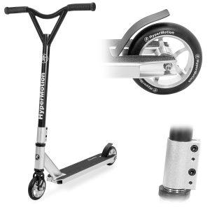 HyperMotion Stunt Step – Zilver – 100kg – Stuntstep