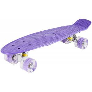 HyperMotion Pennyboard jongens en meisjes Skateboard paars