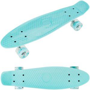 HyperMotion Pennyboard jongens en meisjes Skateboard groen