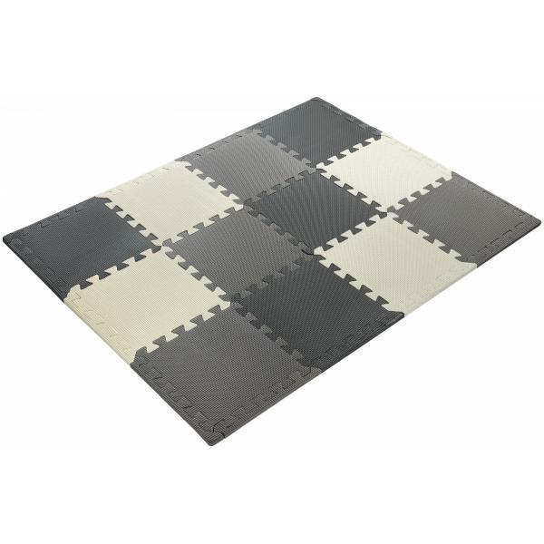 2 cm met rand - grijs