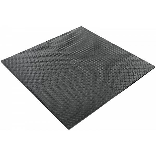 2 cm met rand - zwart